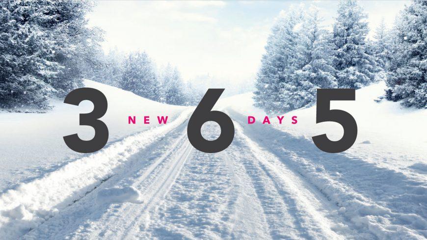 365 spannende Tage!